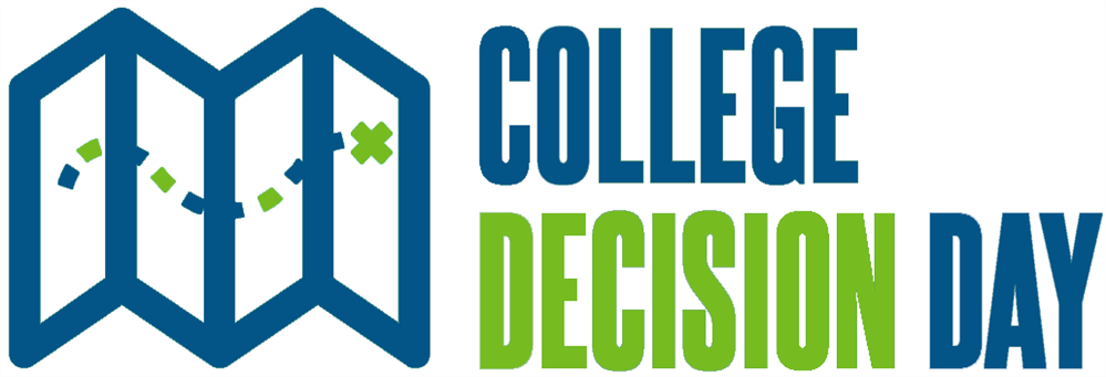 College Decision Day Logo
