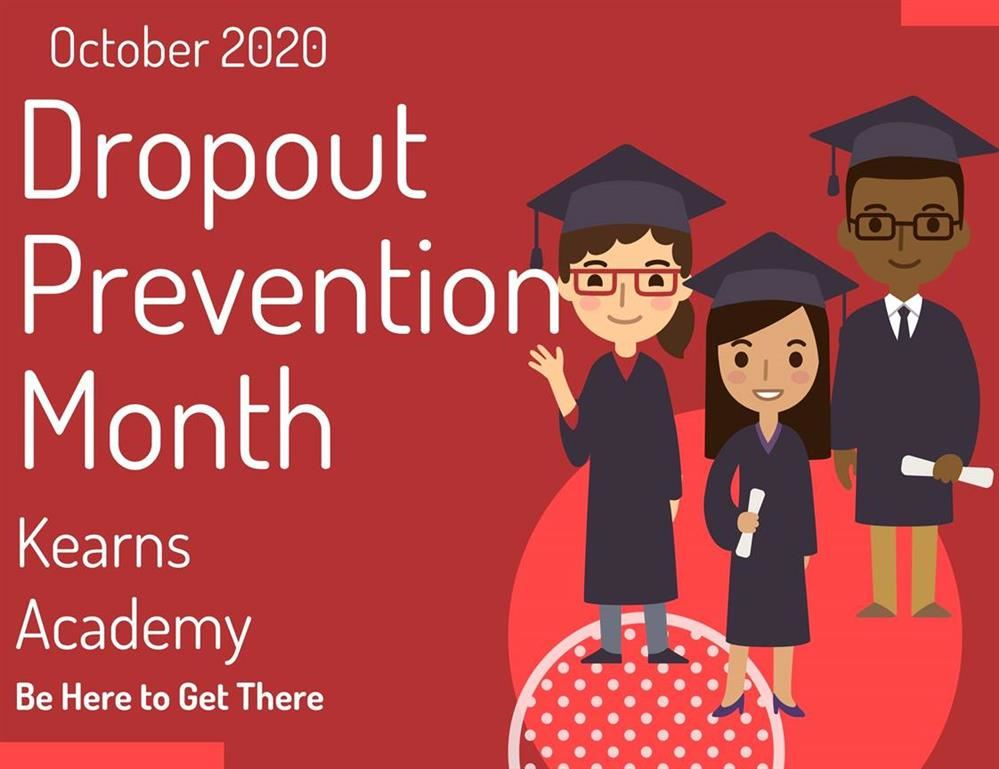 Dropout Prevention Flyer
