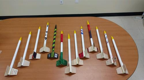 2019-2020 Aviation 1 Rockets
