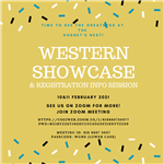 Western Showcase Flyer