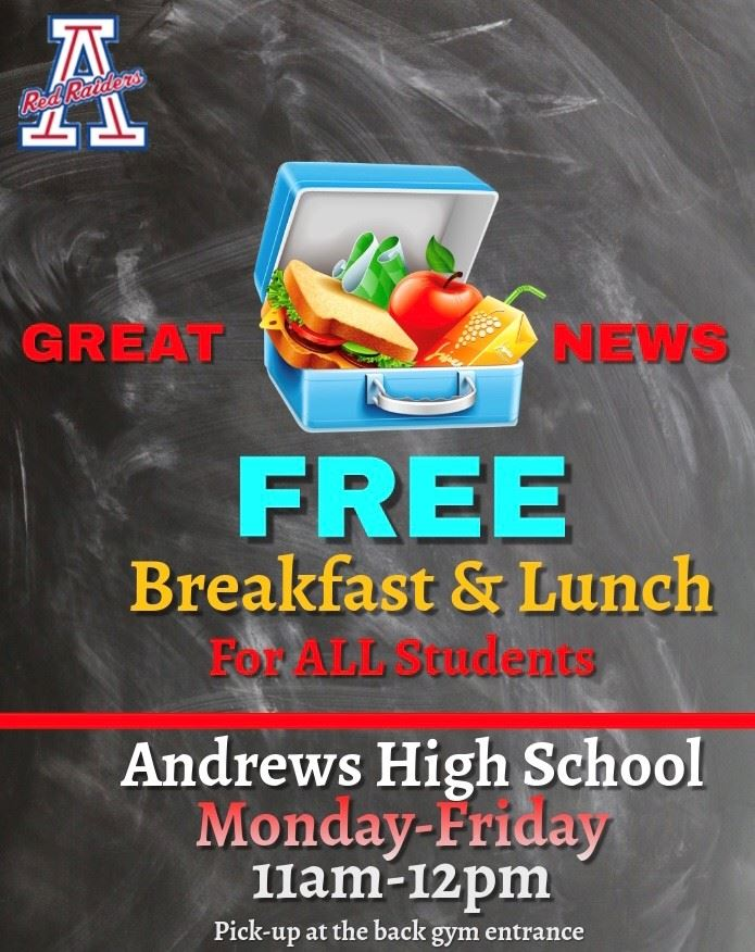 FREE LUNCH APPLICATION