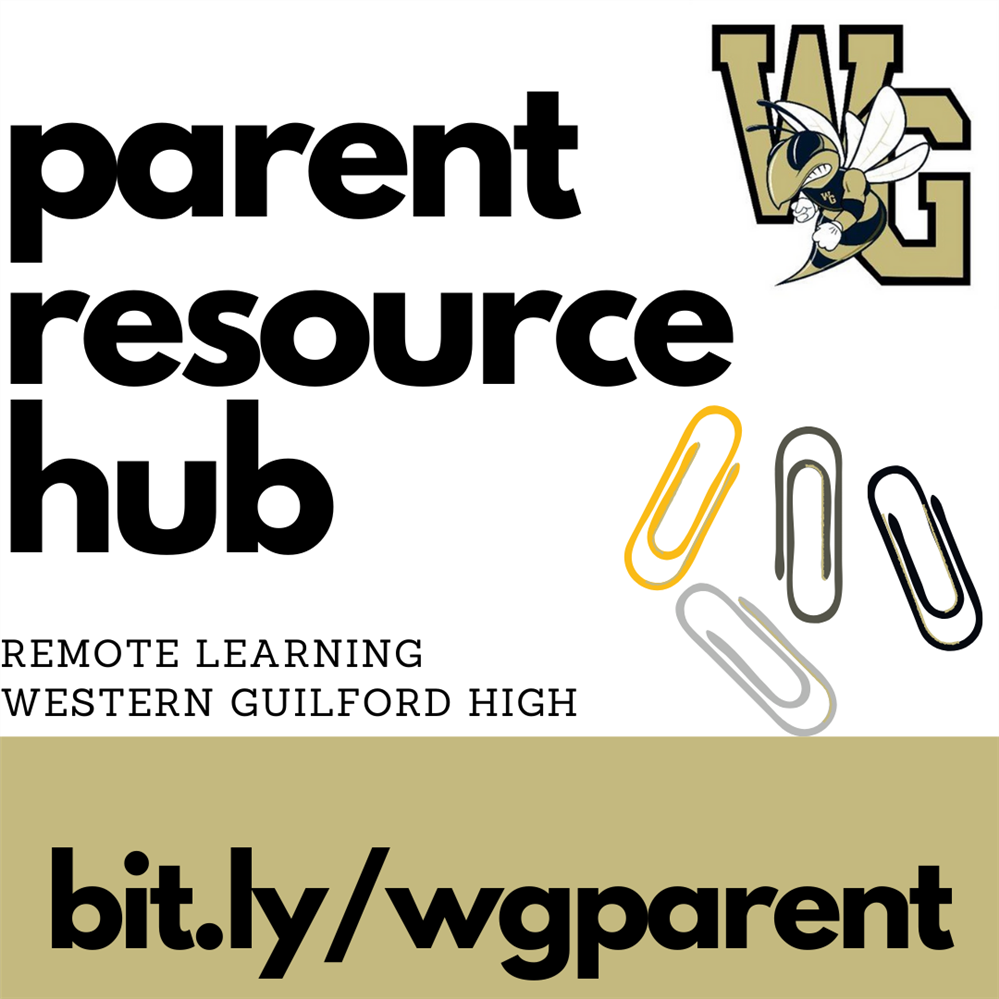 Parent Resource Hub Remote Learning bit.ly/wgparent