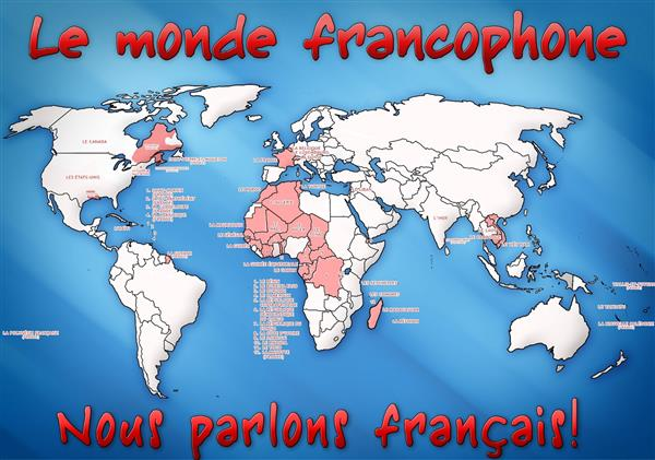 The French speaking world