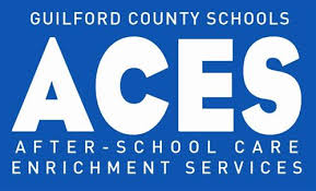 Guilford County Schools ACES (Blue and White)