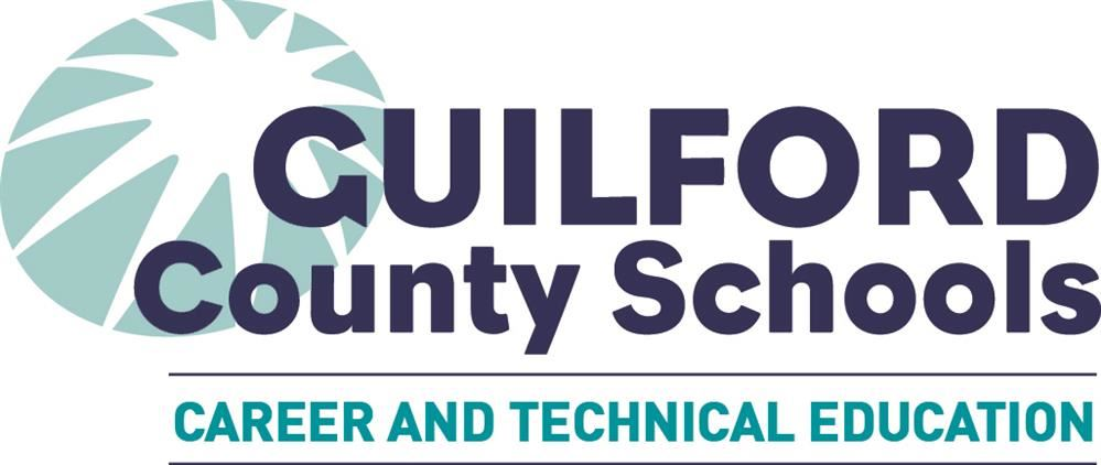 GCS logo with Career and Technical Education at the bottom.