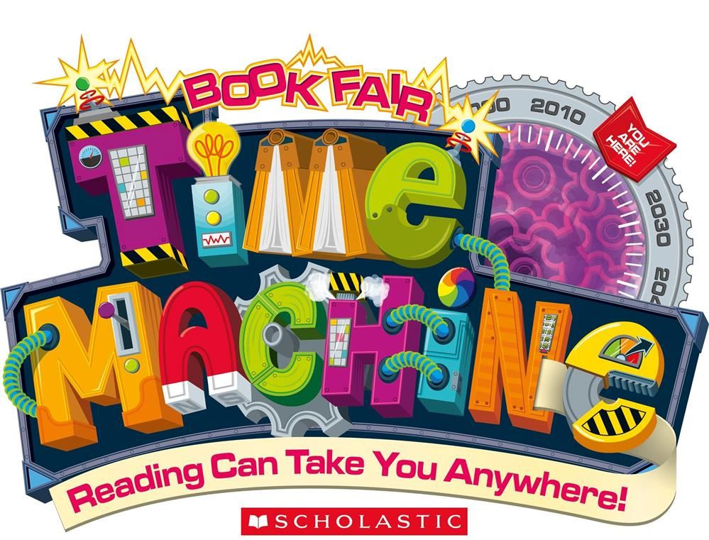 2020 Book Fair Time Machine