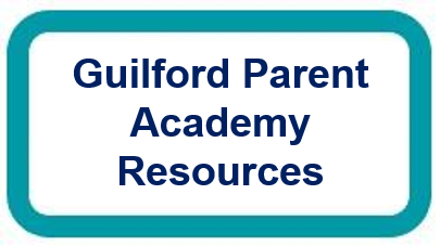 Parent Academy Resources Button