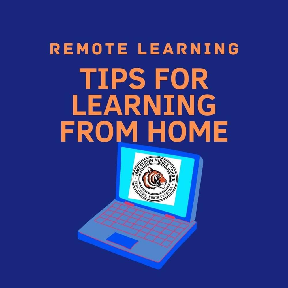 Remote Learning at JMS