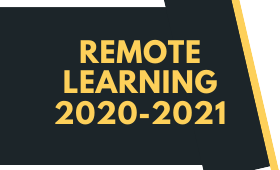 Remote Learning 2020-2021