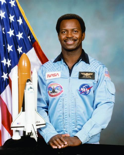 Ronald McNair Photo