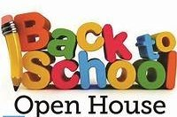 Grade Level Open House Information