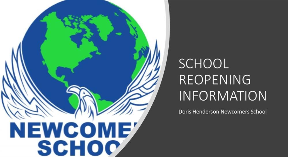 School Reopening Information