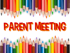 Parent registration meeting