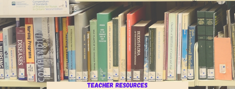 click for teacher resources
