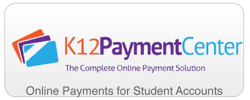 K12 Payment Center logo button